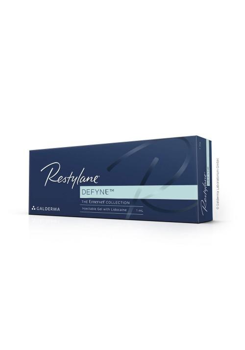 Restylane Defyne (1x1.0ml) Emervel Collection Lidocaine