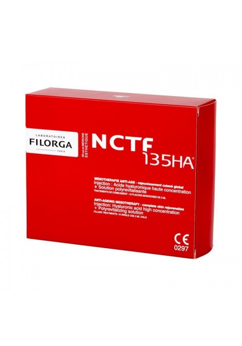 Fillmed (Filorga) NCTF 135HA (10x3.0ml)
