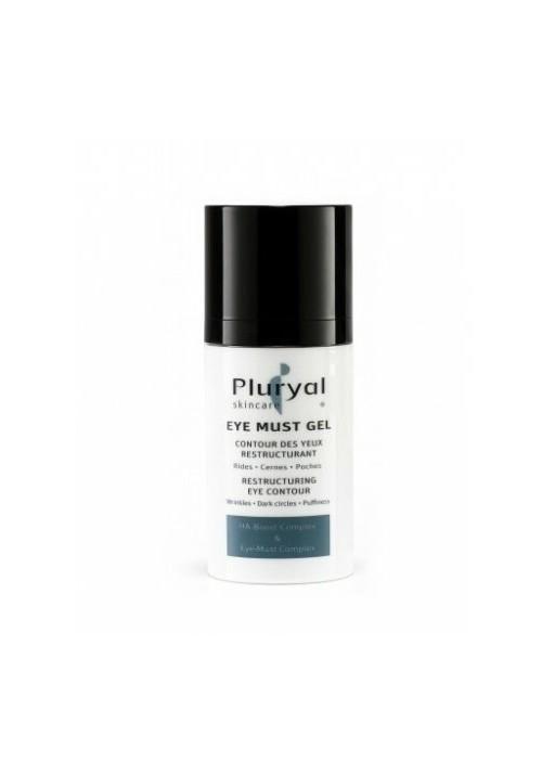 Pluryal Eye Must Gel (1x50.0ml)