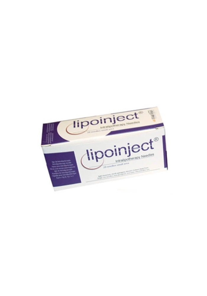 LipoinjectI 25G (20 Needles x 70mm per pack)