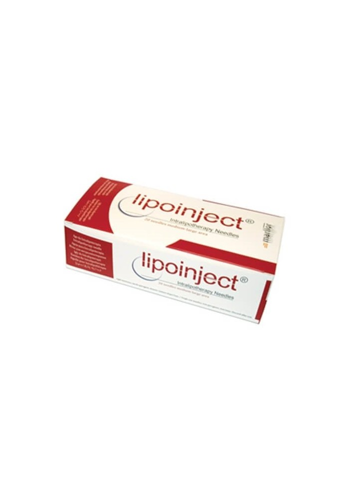 LipoinjectI 24G (20 Needles x 100mm per pack)
