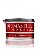 Dermastir Massage Duftölkerze – Patschuli 150 g