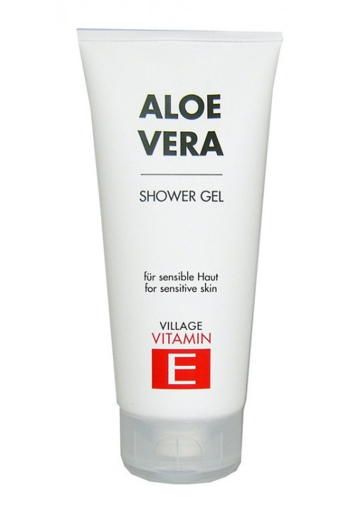"Village Bodycreme Vitamin E ""Aloe Vera"" SHOWER GEL"