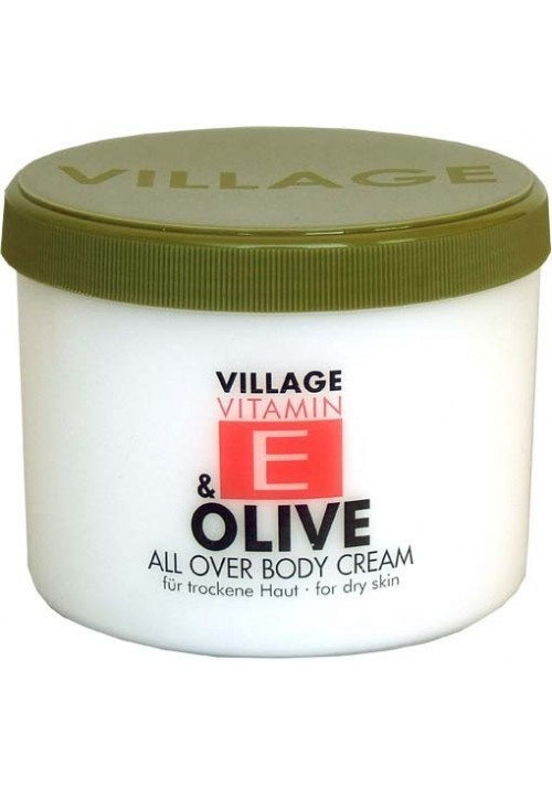 "Village Bodycreme Vitamin E ""OLIVE"""