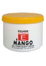 "Village Bodycreme Vitamin E ""MANGO"""