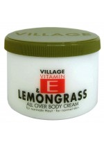 "Village Bodycreme Vitamin E ""LEMONGRASS"""