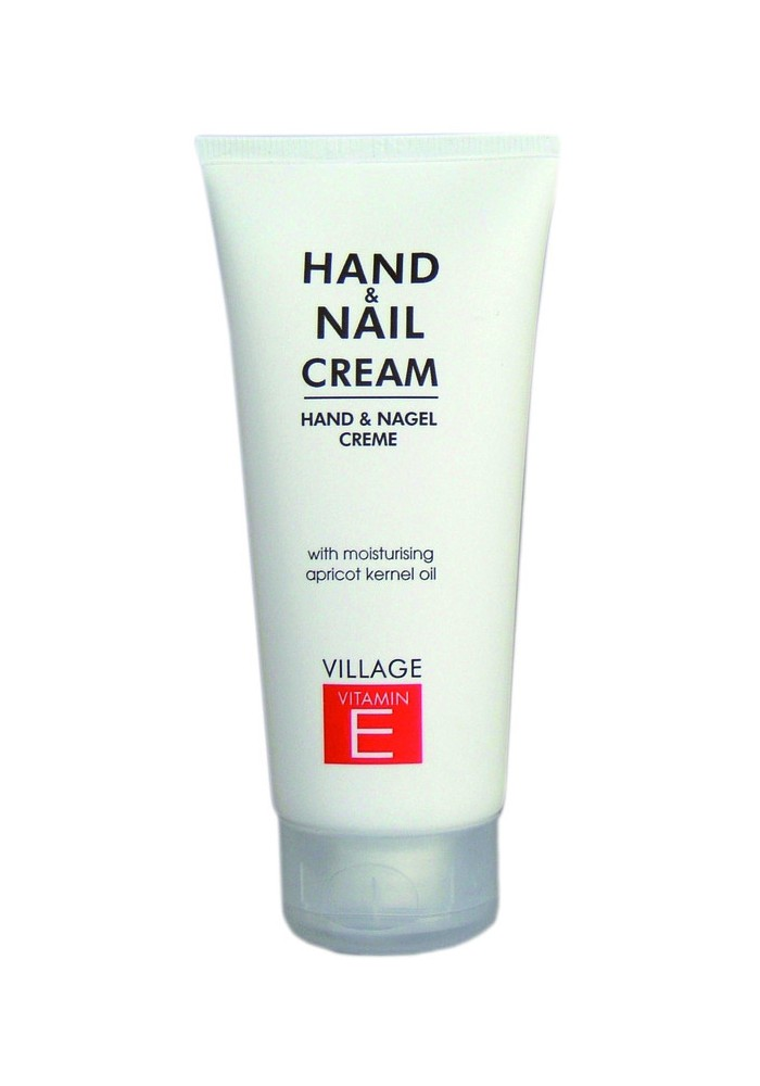 """Village Bodycreme Vitamin E """"HAND & NAIL CREAM"""""""