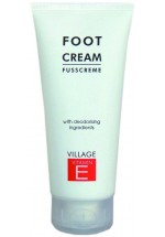"""Village Bodycreme Vitamin E """"FOOT CREAM"""""""