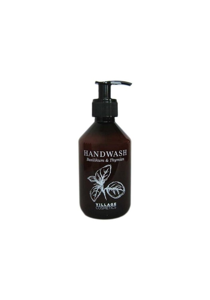 Herbal Handlotion Basilikum und Thymian