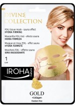 Masken Gold + Collagen Iroha