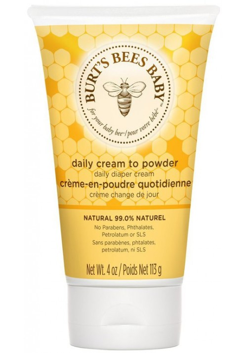 Daily cream to powder Burt's Bees Baby