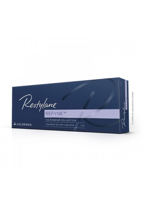 Restylane Refyne (1x1.0ml) Emervel Collection Lidocaine