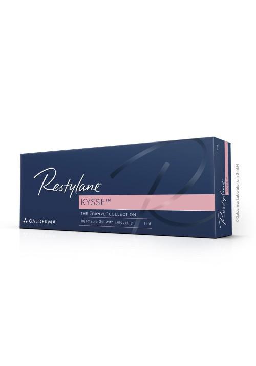 Restylane Kysse (1x1.0ml) Emervel Collection Lidocaine