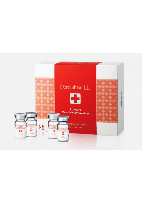 Dermaheal LL (10x5.0ml) Anti-cellulite, Lipolysis