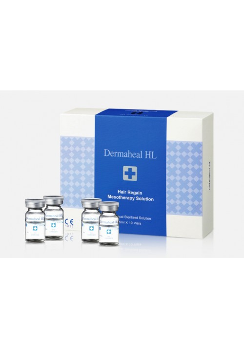 Dermaheal HL (10x5.0ml) Anti-hair Loss, Hair Regain