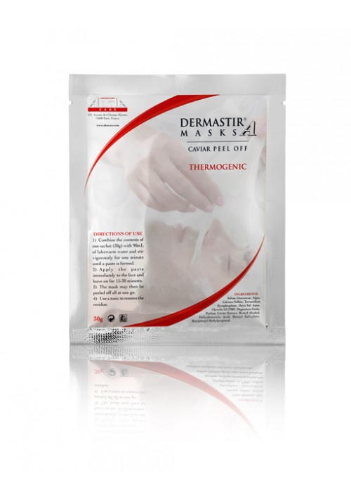 Dermastir Peel Off Maske – Thermogen