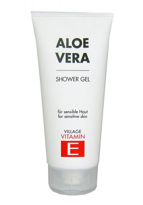 "Village Bodycreme Vitamin E ""Aloe Vera"" SHOWER GEL"