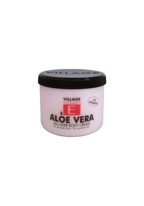 """Village Bodycreme Vitamin E """"Aloe Vera"""""""
