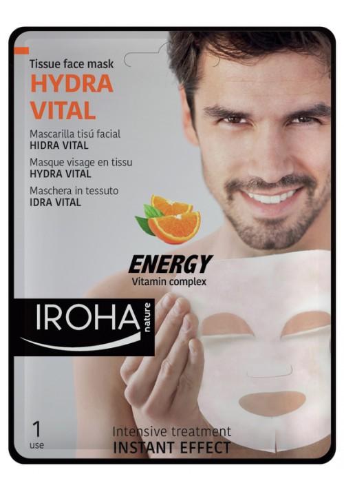 Masken ENERGY Vitamin complex