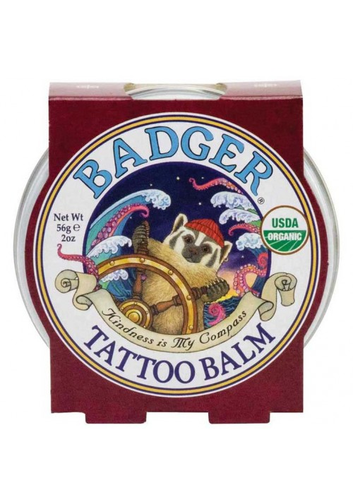 BADGER TATTO BALM