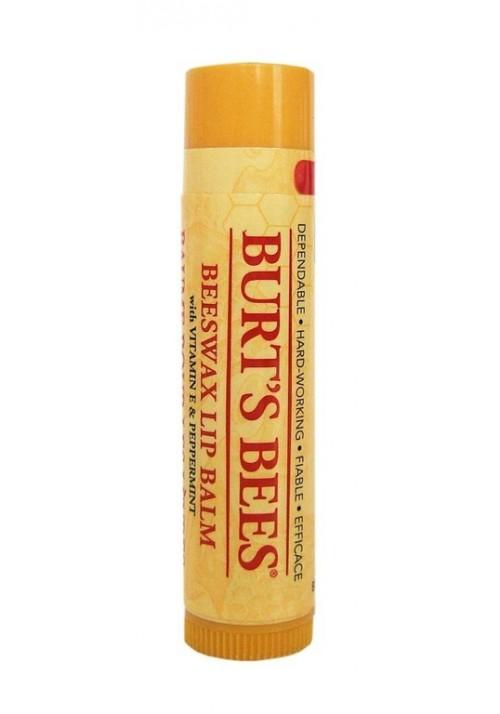 Lippenbalsam Beeswax Lip Balm wich vitamin E Burt's Bees