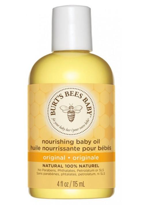 Nourishing baby oil Burt's Bees Baby