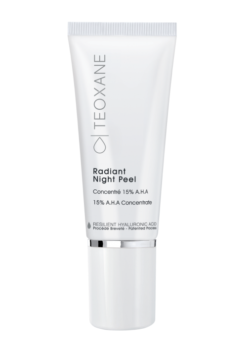Radiant Night Peel Teoxane