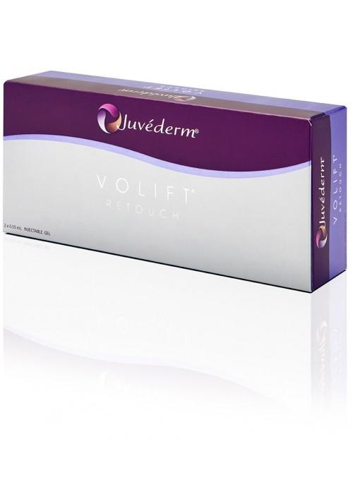 Juvederm Volift Retouch Lidocaine (2 x 0.55ml)
