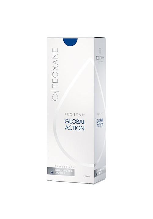 Teosyal Global Action PureSense (2x1.0ml)