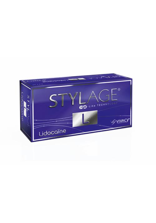 Stylage L mit Lidocaine (2x1.0ml)